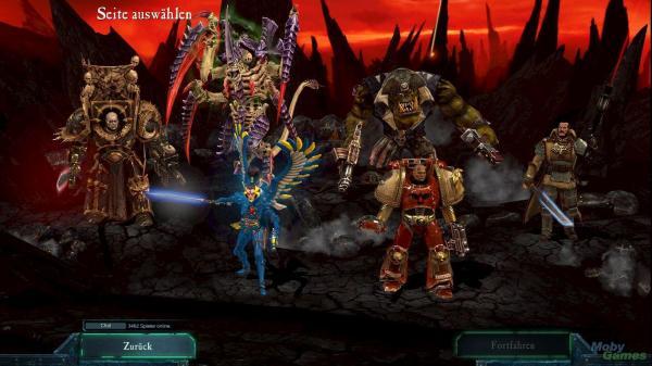 preview Warhammer 40,000: Dawn Of War II