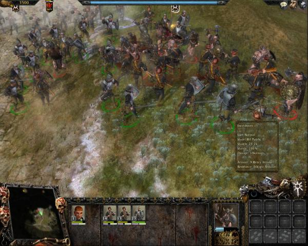 preview Warhammer: Mark Of Chaos