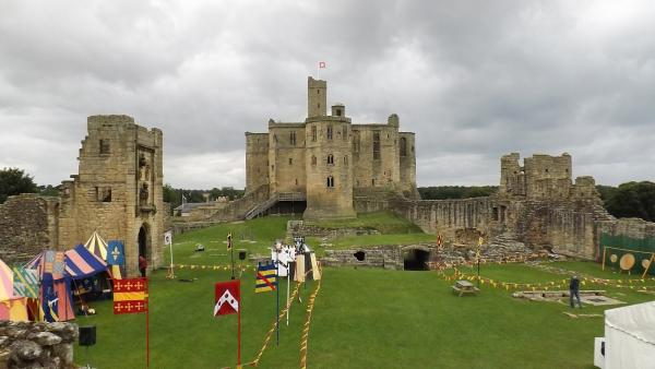 preview Warkworth Castle