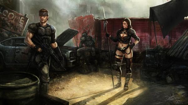 preview Wasteland 2