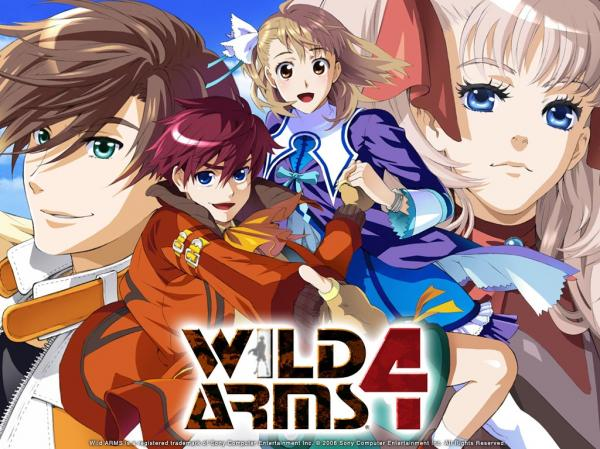 preview Wild Arms 4