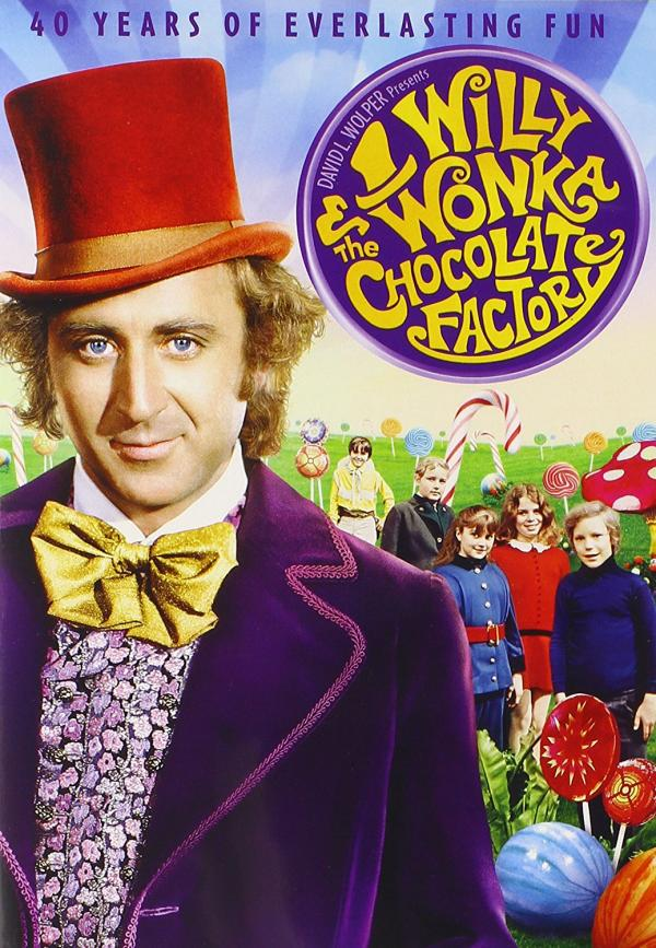 preview Willy Wonka & The Chocolate Factory