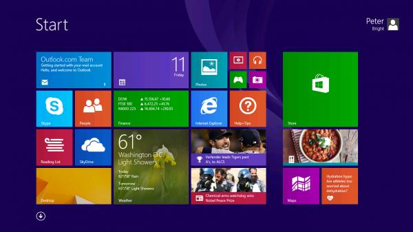 preview Windows 8.1