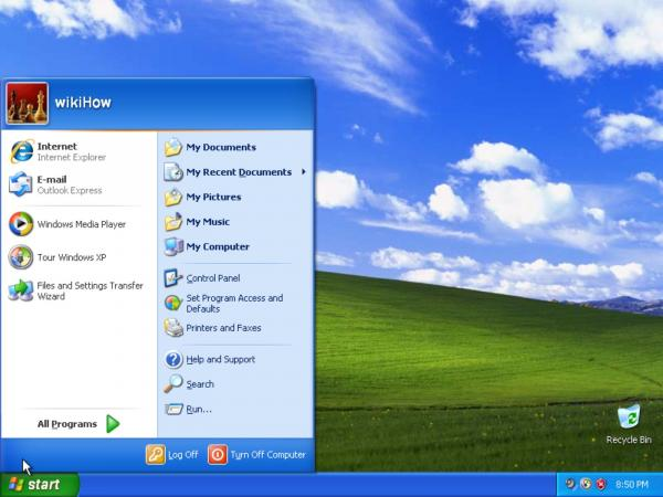 preview Windows XP