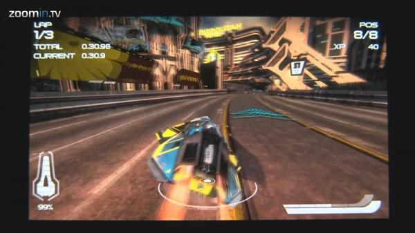 preview Wipeout 2048