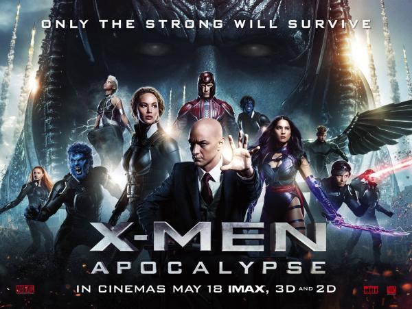 preview X Men