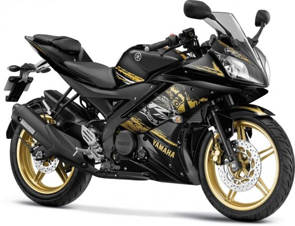 preview Yamaha YZF-R15