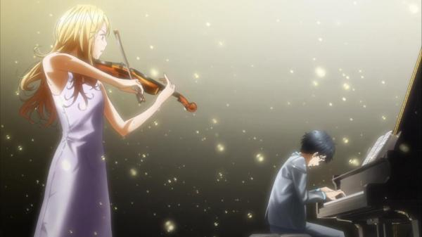 preview Your Lie In April