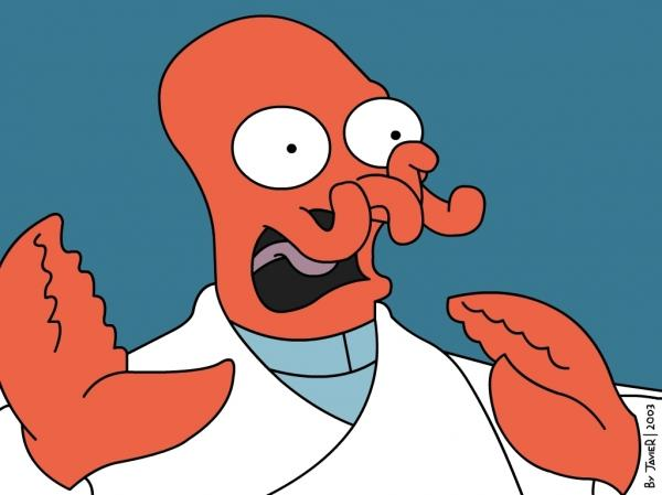 preview Zoidberg