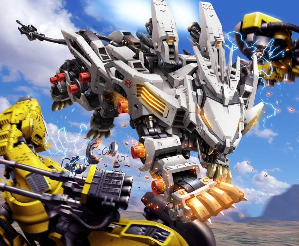 preview Zoids